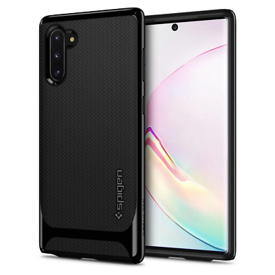 For Galaxy Note 10, 10 Plus/10 Plus 5G Spigen® [Neo Hybrid] Protective Cover Cas