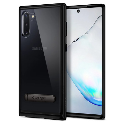 For Galaxy Note 10/10 Plus/10 Plus 5G Spigen® [Ultra Hybrid S] Protective Case
