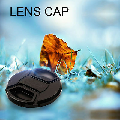 58mm Front Lens Cap for Canon Rebel T3i / EOS 500D 550D 600D Digital SLR Camera