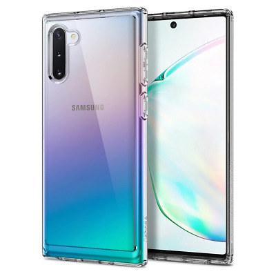 For Galaxy Note 10/ 10Plus/10 Plus 5G Case Spigen® [Crystal Hybrid] Protective