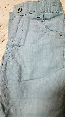 M&S Autograph Girls Corduroy Trousers/Jeans 5-6yrs