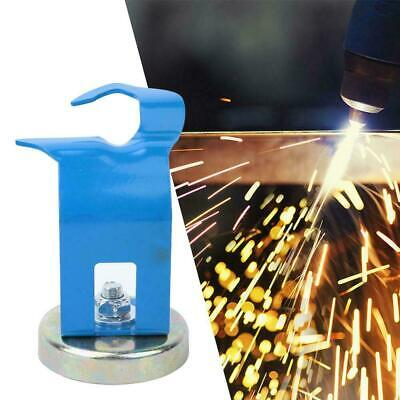 TIG/MIG Gun Holder with Magnetic Base Magnetic MIG Welding Torch Stand Holder