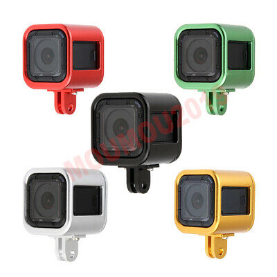 Aluminium Alloy Protective Housing Case Cover Frame for GoPro Hero 4 5 Session