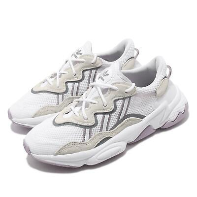 ADIDAS OZWEEGO WHITE Grey Mens Size 9 DS $60.00 | PicClick
