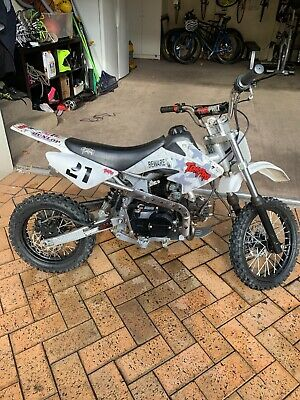 125cc dirt trail bike 4 speed Excellent condition. Like new. Ready to ride