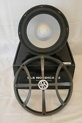 "DLS Nordica 12"" SQ Subwoofer"