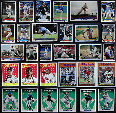 Pre-Sell 2019 Topps Archives Baseball Cards Complete Your Set Pick List 201-300