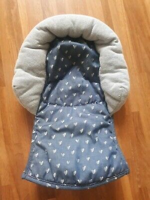 Genuine MAXI COSI Cabriofix car seat Newborn Insert Foam Support & Head Hugger