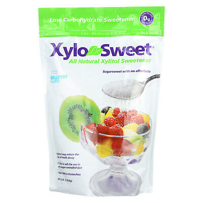 Xylosweet All Natural Low Carb Xylitol Sweetener – 3 lb.