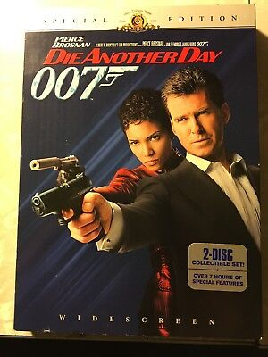 Die Another Day (DVD, 2003, 2-Disc Set, Special Edition Widescreen