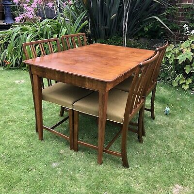 Vintage Mid Century Gordon Russell Extending Dining Table