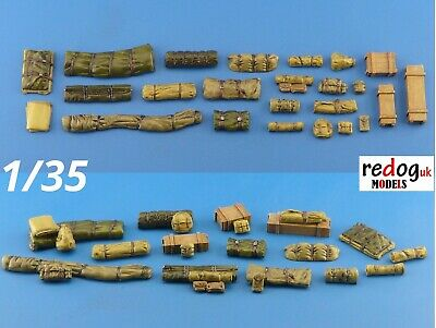1/35 resin modelling stowage kit / diorama accessories - / 356