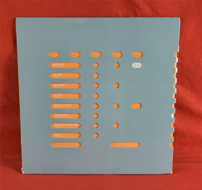 "RAZORMAID CHAPTER A-17 LP Various Artists 2X12"" NM Orange Wax"
