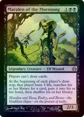 Maralen of the Mornsong - Foil New MTG Morningtide Magic 2B3