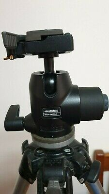 Manfrotto 468MG Hydrostatic Ball Head - USED with FREE Manfrotto Tripod