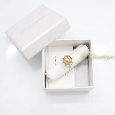 09a012364c445 NEW AUTHENTIC ATELIER SWAROVSKI Pointiage Regent Facet Crystal Gold ...