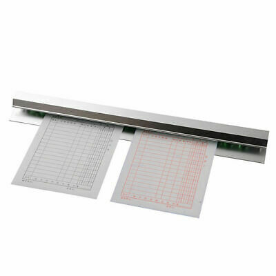 Docket Holder 600mm Stainless Steel Order Rack Invoice Check Paper Tab Ticket -
