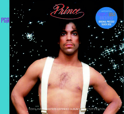 PRINCE ALBUM 1979-Collector's Edition Second Album PURPLE GOLD Rock Pops