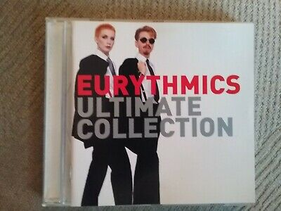 Eurythmics ultimate collection cd freepost in very good condition