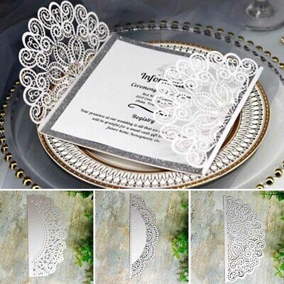 Lace Cutting Dies Carbon Steel Embossing Mold Card Scrapbooking Album DIY Mould