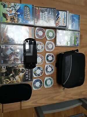Sony PSP Game Console - Black