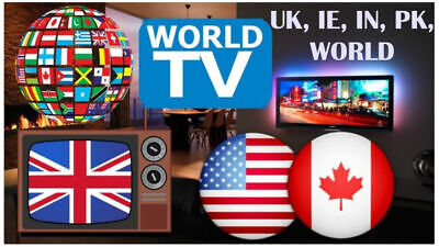 IPTV Service All Devices Android Windows iOs MAG BOX M3U Stable Fresh Servers