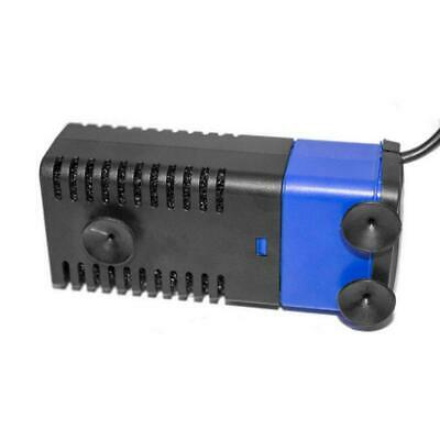 Aquarium Fish Tank Filtration Internal Filter Submersible Water Pump Filter BR