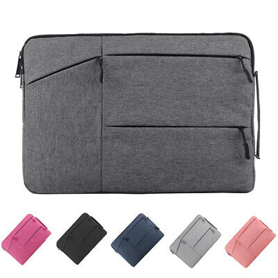 Sleeve Case Laptop Bag Shockproof Notebook Cover For MacBook HP Dell Lenovo
