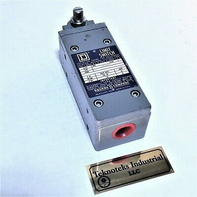 Square D Class 9007 / Br53B2 Ser A Limit Switch