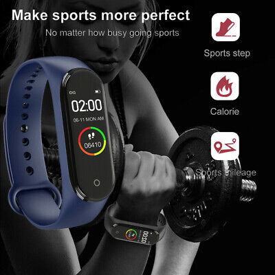 Mi Band 4 Global Version Smart Watch Sports Bracelet Swimming Wristband