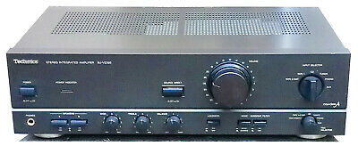 Vintage Technics SU-VZ320 New Class A Stereo Integrated Amplifier