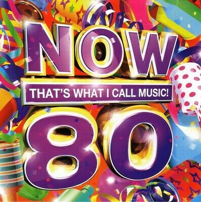 Now That's What I Call Music! 80  CD (2011)