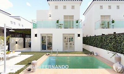 For Sale Lovely Villa In Cox Costa Blanca South Spain Alicante With Pool Parking