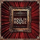 Soundtrack - Moulin Rouge [Original Motion Picture ] 2002) very good condition
