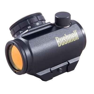 Bushnell Trophy Ultra Compact TRS-25 1x25mm 3 MOA Red Dot Sight - Black