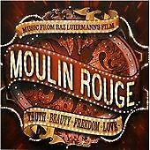 Soundtrack - Moulin Rouge [Original Motion Picture ] (Original , 2003) very good