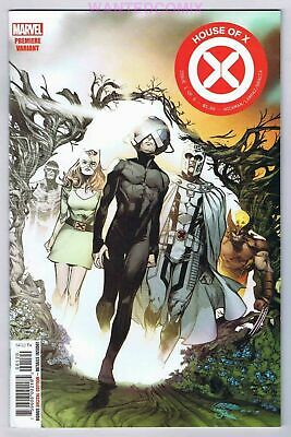Marvel House Of X #1 Premiere Variant Cover X-Men Pepe Larraz Marvel Comic Book