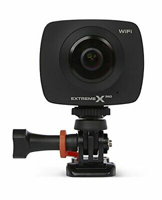 Nikkei Extreme X360 – Cámara de acción Full HD | Action Camera con WiFi |