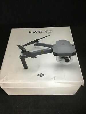 DJI Mavic Pro Quadcopter with Remote Controller - Grey. For Parts Only!
