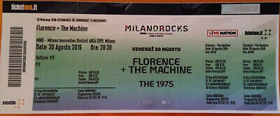 N. 1 Biglietto PIT Florence and The Machine Milano 30/08/2019