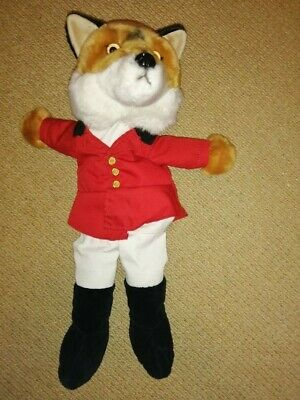 The Puppet Company Fox Dressed Animal Hand Puppet
