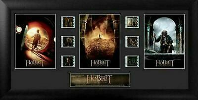 HOBBIT TRILOGY 20 X 11 Film Cell Numbered Limited Edition COA
