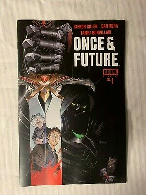 ONCE AND FUTURE #1 Boom First Print Hot New Comic Book Kieron Gillen Auction - 2