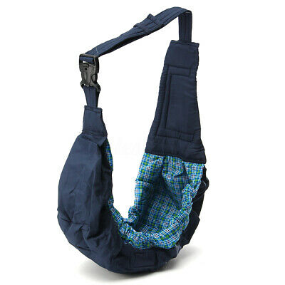 Newborn Baby Front Sling Carrier Infant Ring Wrap Soft Nursing Pouch Adjustable