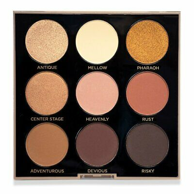 Profusion Cosmetics - Mixed Metals Eyeshadow Palette - Nude