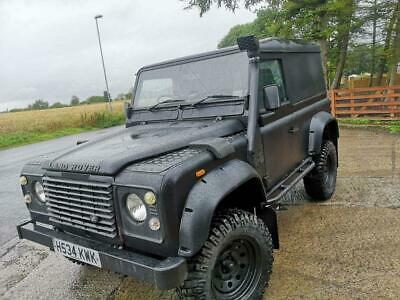 1991 Land Rover Defender 90 2.5 TDi Hard Top