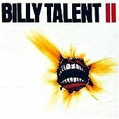 Billy Talent - II  cd freepost in very good condition
