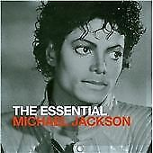 Michael Jackson - Essential (2011) 2 disc cd freepost in very good condition