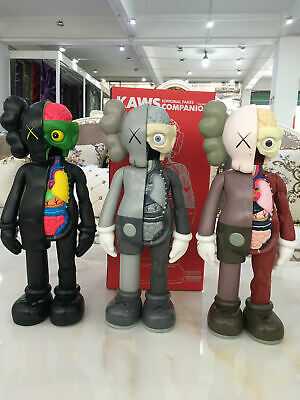 KAWS Dissected Companion Action Figures Kids Original Fake Toys 37cm 16inch