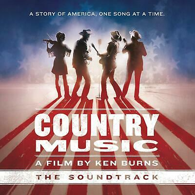Country Music: A Film By Ken Burns Various Artists 5 Cd Set   New (30Thaug)